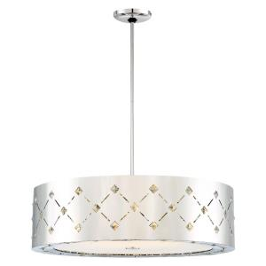 Crowned - 28 Inch 70W 1 LED Pendant