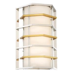 Levels - 13 Inch 16W 1 LED Wall Sconce