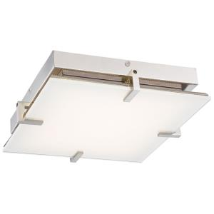 Hooked - 14 Inch 30W 1 LED Flush Mount