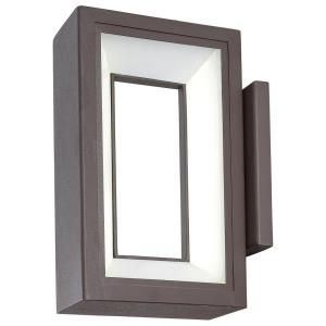 Skylight - 10 Inch 30W 1 LED Outdoor Wall Sconce