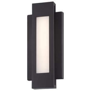 "Insert - 12"" 13W 1 LED Outdoor Wall Sconce"