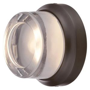 "Comet - 5"" 8W 1 LED Outdoor Wall Sconce"