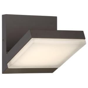 """Angle - 6"""" 22W 1 LED Outdoor Wall Sconce"""