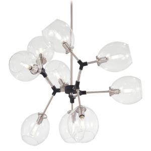 Nexpo - Nine Light Chandelier