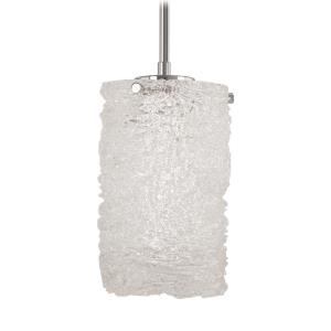 Forest Ice - 11.25 Inch 12W 1 LED Mini Pendant