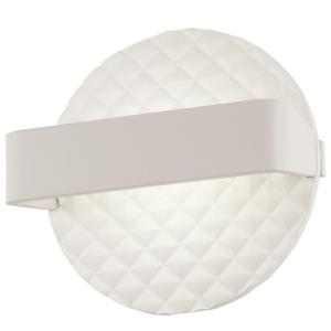 Quilted - 6.5 Inch 8W 1 LED Wall Sconce