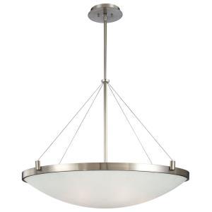 Suspended - Six Light Pendant