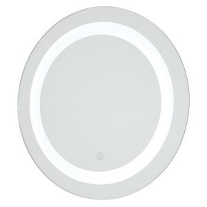 17.75 Inch 10W 1 LED Round Mirror