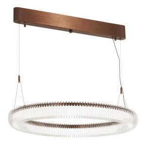 Roulette - 33.5 Inch 71W 1 LED Pendant