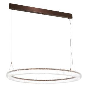 Roulette - 41.25 Inch 97W 1 LED Pendant