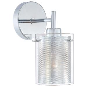 Grid - One Light Wall Sconce