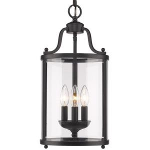 Payton - 3 Light Pendant in Traditional style - 19.5 Inches high by 9 Inches wide