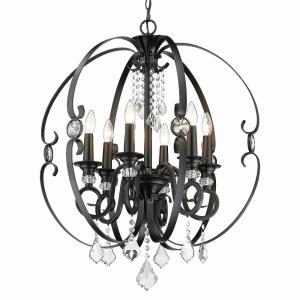Ella - 6 Light Chandelier