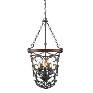 Madera - 6 Light Pendant