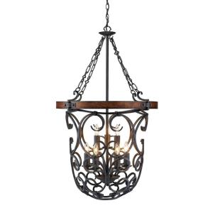 Madera - 9 Light Pendant