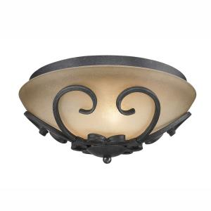 Madera - 3 Light Flush Mount