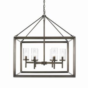 Smyth - 6 Light Chandelier