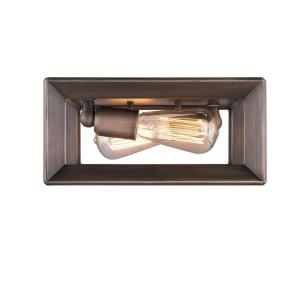 Smyth - 2 Light Flush Mount