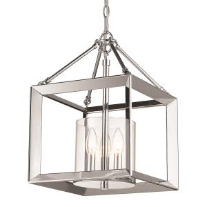 Smyth - Convertible Pendant in Contemporary style - 89.25 Inches high by 11.75 Inches wide
