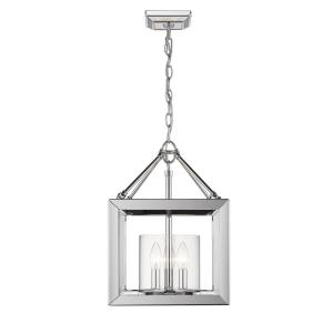 Smyth - 3 Light Convertible Semi-Flush Mount