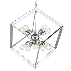 Architect - 10 Light Pendant