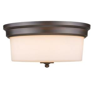 Multi-Family - 3 Light Flush Mount