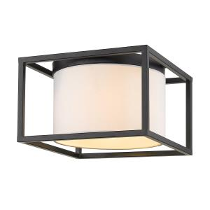 Manhattan Flush Mount Ceiling Light