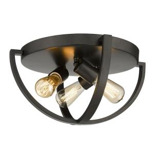 Colson - 3 Light Flush Mount