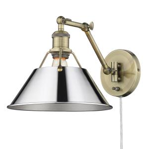 Orwell - 1 Light Articulating Wall Sconce