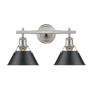 Orwell - Two Light Bath Vanity