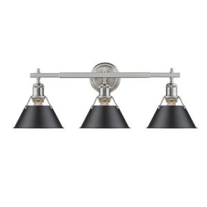 Orwell - Three Light Bath Vanity