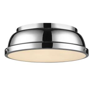 Duncan - 2 Light Flush Mount