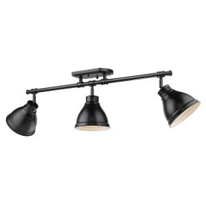 Track Light Semi Flush 120 V Light