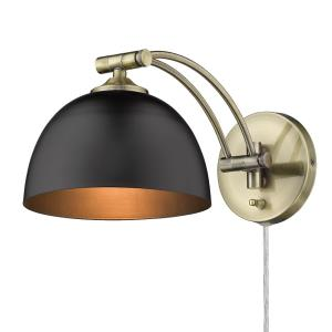 Rey - 1 Light Articulating Wall Sconce