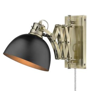 Hawthorn - 1 Light Articulating Wall Sconce