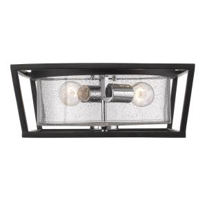 Mercer 2 Light Flush Mount