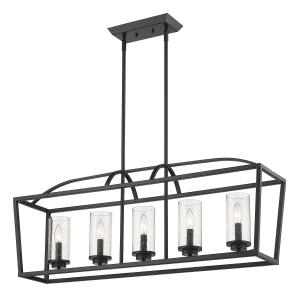 Mercer 5 Light Linear Pendant