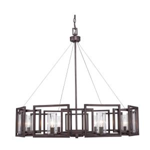 Marco Chandelier 8 Light