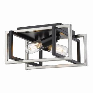 Tribeca - 2 Light Flush Mount