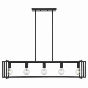 Tribeca - 5 Light Linear Pendant