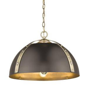 Aldrich - 3 Light Pendant