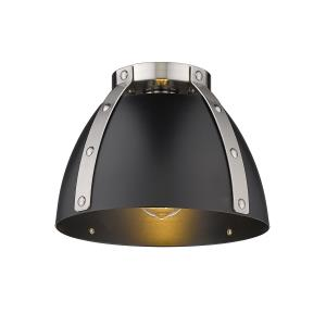 Aldrich - 1 Light Flush Mount Ceiling Light