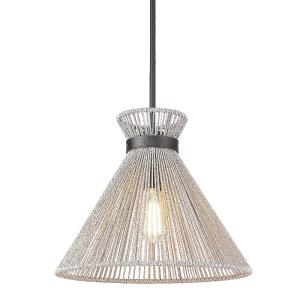 Avon - 1 Light Medium Pendant in Elegant style - 13.25 Inches high by 16 Inches wide