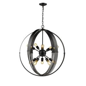 Carter - 10 Light Pendant