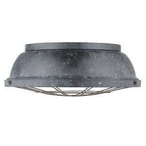Bartlett - 3 Light Flush Mount