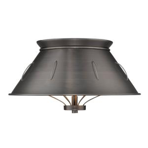 Whitaker - 2 Light Flush Mount