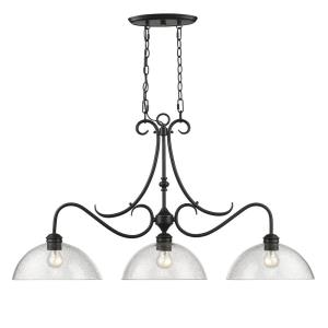 Parrish - 3 Light Linear Pendant
