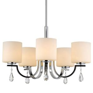 Evette - 5 Light Chandelier