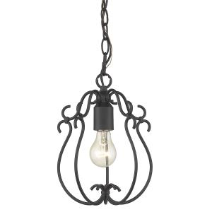 Suzette 1 Light Mini Pendant