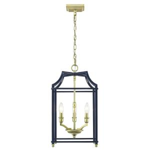 Leighton - 3 Light Pendant